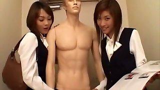 Impressive Japanese female in Exotic Masturbation/Onanii JAV video