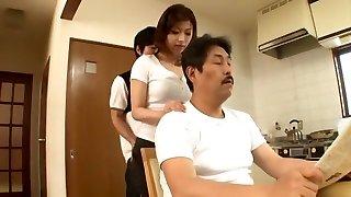 Exotic Japanese slut Tsubaki Katou in Amazing Dildos/Toys, Blowjob/Fera JAV movie