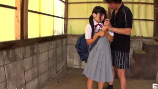 Erito- Shy school girl opens up