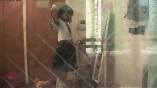 Super Hot Asian Shower Scene