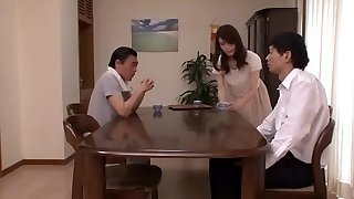 neglected housewife seduced by daddy in-law