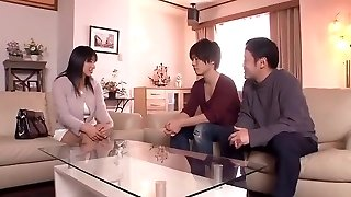 Hana Haruna - Young Wife Who Was Cracked In Front Of Husband