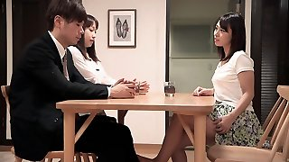 Sana Mizuhara in Housewife Sana Wants Her Homies Hubby - MilfsInJapan