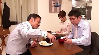 Crazy Asian girl Kaori Aikawa in Exotic Wife JAV video