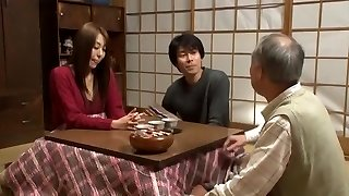 Crazy Japanese tramp Marin Nagase, Akari Minamino in Hottest Fingerblasting JAV scene