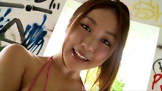 Japanese huge-boobed idol - mai nishida 01
