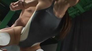 Mix wrestling sex