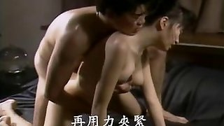 Uncensored vintage japanese flick