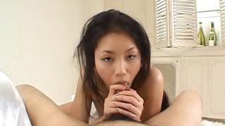 Deepthroats Jizz-shotgun and Spits Cum part2