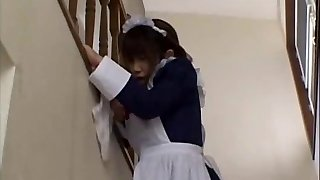 Lovely Japanese  Maid