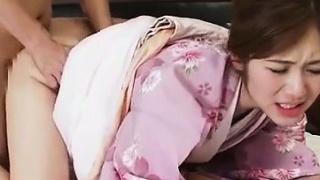 Adorable Sexy Korean Girl Romping