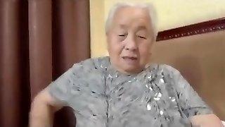Japanese Granny 80yo