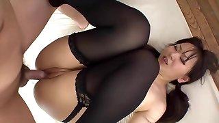 Impressive JapaneseSlut Mo Rita Ku Rumi in HottestGBFck ch1