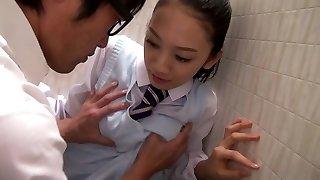 An Tsujimoto in Tsujimoto The Slutty Student - TeensOfTokyo