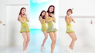 Sexy Nymphs of Kpop