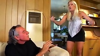 Sitter Seduction Turns To Threesome