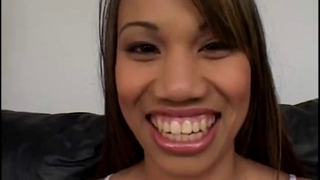 Lucy Thai Fill Her Up DP Double Creampie 420