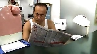 Japanese gym's bi-atch
