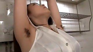 Crazy Japanese slut in Outstanding Handjobs, Dp/Futa-ana JAV scene
