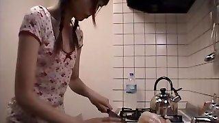 Greatest Japanese chick Kotone Aisaki in Amazing Handjobs, Nannies JAV clip