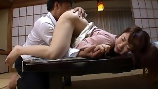 Amazing Japanese whore Mayuka Akimoto in Incredible Wifey, Rimming JAV vid