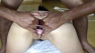 Japanese Extreme Knuckle & Gape