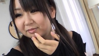 Demure oriental schoolgirl enjoys rough group bang-out sex