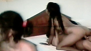 Thai Amateur Orgy Part Two