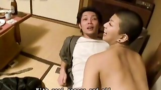 Rin & Myu Wonderful Dinner Party (Uncensored JAV)