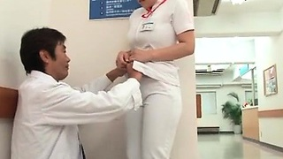 Kinky and so magnificent Asian nurse part1