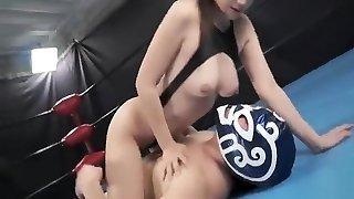 Japanese romp wrestling AIG-01
