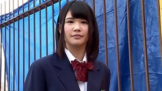 Amazing Chinese girl Minami Kashii in Hottest interracial, college JAV movie