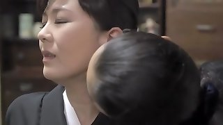 Ultra-kinky Asian chick in Exotic Teens, HD JAV clip