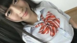 Asian Schoolgirl Caboose Tease - FreeFetishTVcom