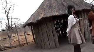 Hardcore Multiracial and Outdoor Pussy Licking Joy