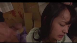 Jav Teen Abe Runaway Gets Ambushed Eats Her Own Pussy Cream Gives Fellatio