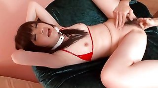 Super-naughty Japanese chick Asuka Mimi in Incredible JAV uncensored Squirting movie