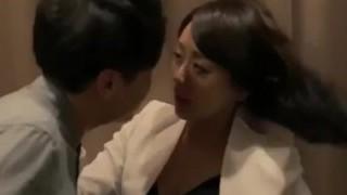 mom and son korean video full
