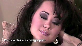 Pornstar Asia Carrera hardcore shagging