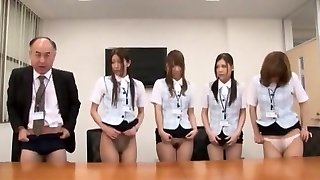 Hottest Japanese girl Riona Suzune, Nozomi Nishiyama, Yua Yoshikawa in Incredible Toys, Group Orgy JAV movie