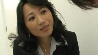 Natsumi Kitahara ass slurps her boy part6