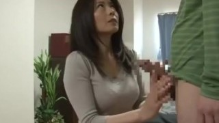 Japanese step mom