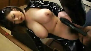 Kinky & Chesty Young Japanese Sex