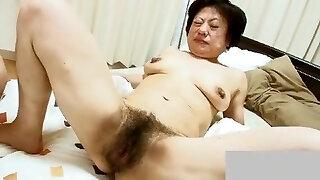 Amazing homemade Grandmas adult clip
