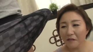 Beautiful Mommy Japanese fucked