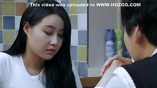 Korean Raunchy Video With Stunning Girl