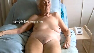 Omageil Big collection older grannies and senio