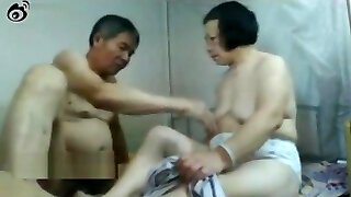chinese old couple sex life