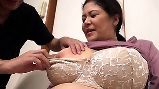 Gigantic Boobs Chubby Hairy Mature Has Sex Outdoor