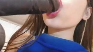 Asian Horny Teen Climaxing